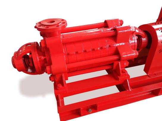 Multistage fire Pump Advantages