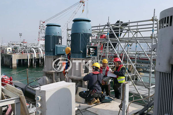 001 Vertical Turbine pump for Hongkang airport project